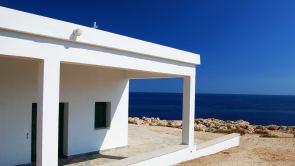 Chapel of St. Kosma and Damian in Cyprus Capo Greco