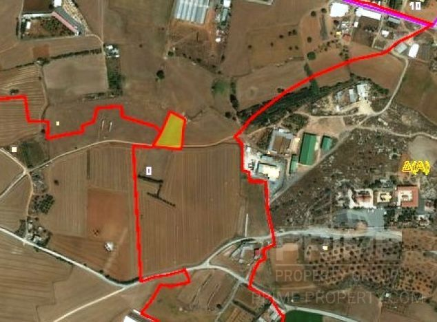 Land in  (Ayia Napa) for sale