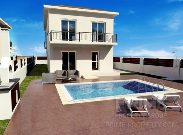 Sale of villa, 180 sq.m. in area: Ayia Napa - properties for sale in cyprus
