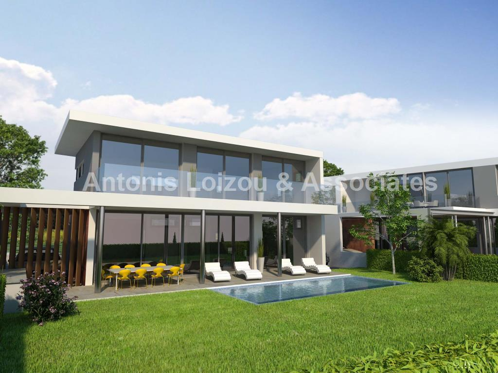 Modern Architecture 4 Bedroom Villa in Agia Napa properties for sale in cyprus