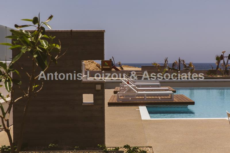 Super Luxury 6 Bedroom Sea Front Villa properties for sale in cyprus