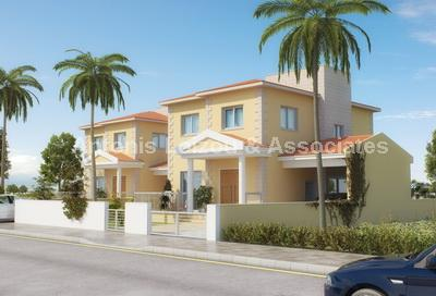 Three Bedroom Detached Villa with Sea Views properties for sale in cyprus