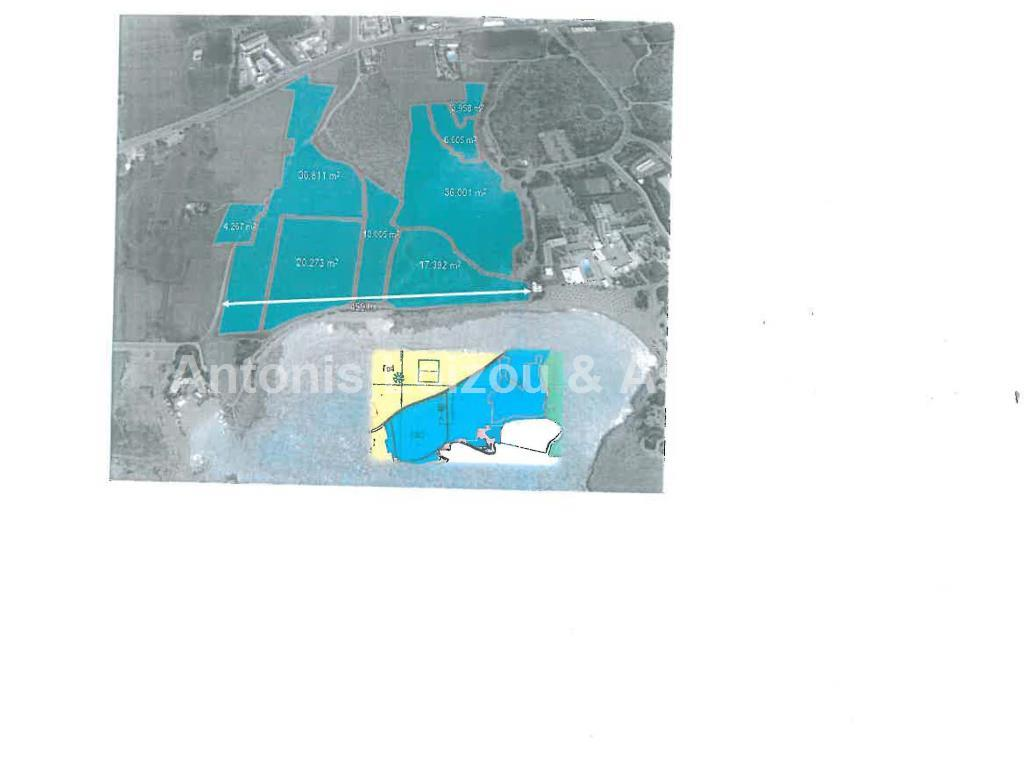 Beach Front Plot Agia Napa properties for sale in cyprus