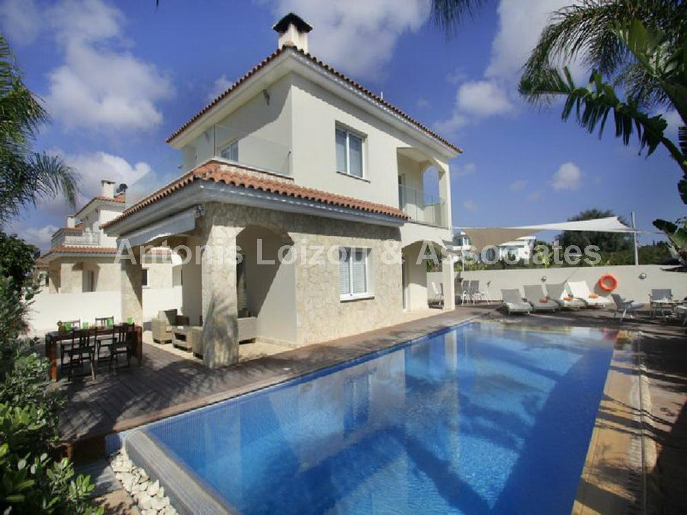 Three Bedroom Detached House with Title Deed in Agia Napa properties for sale in cyprus