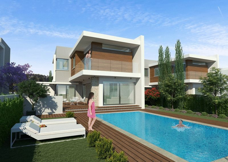 Modern Three Bedroom Villa near the Marina in Agia Napa properties for sale in cyprus
