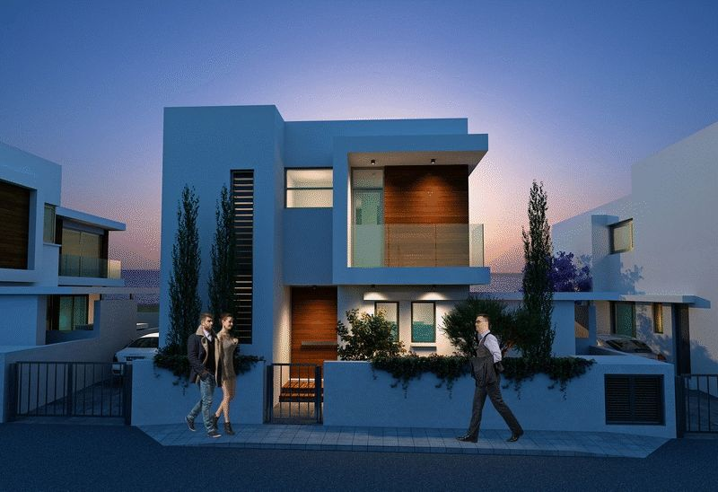 Modern Three Bedroom Villa near the Marina in Ayia Thekla properties for sale in cyprus