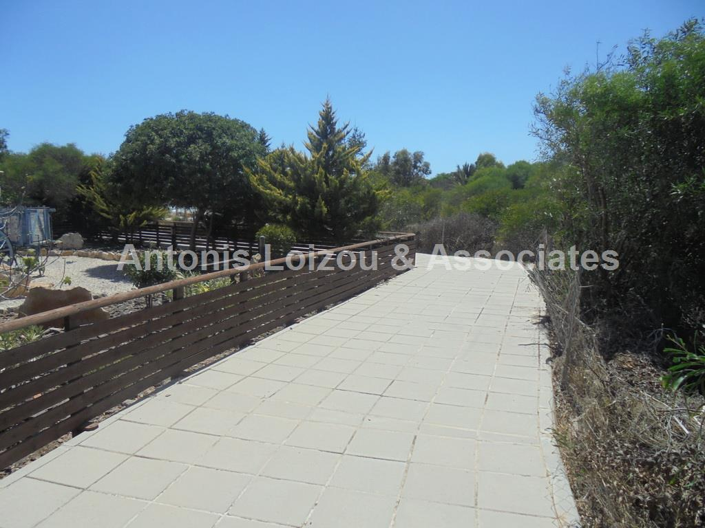 Seafront Land in Ayia Thekla properties for sale in cyprus