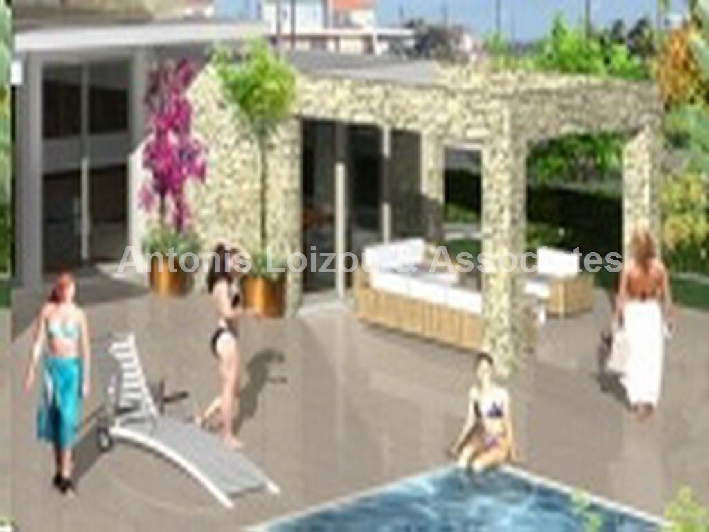 Four Bedroom beachfront Villa near Makronissos properties for sale in cyprus