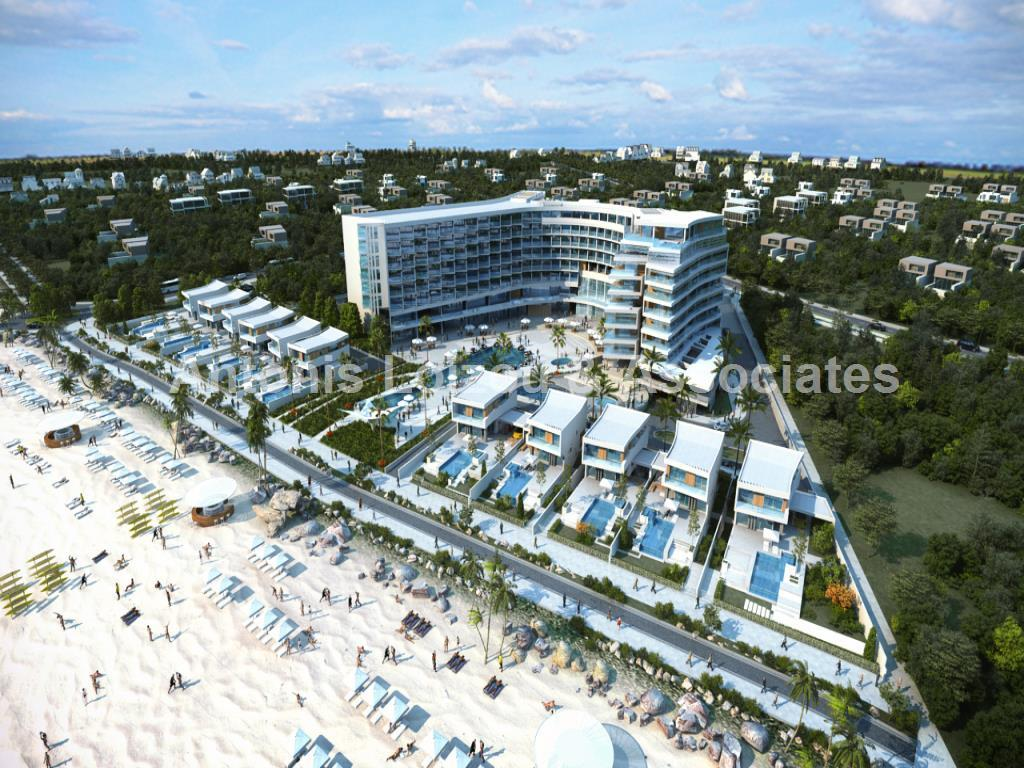 Two Bedroom Beachfront Apartment in Agia Thekla properties for sale in cyprus