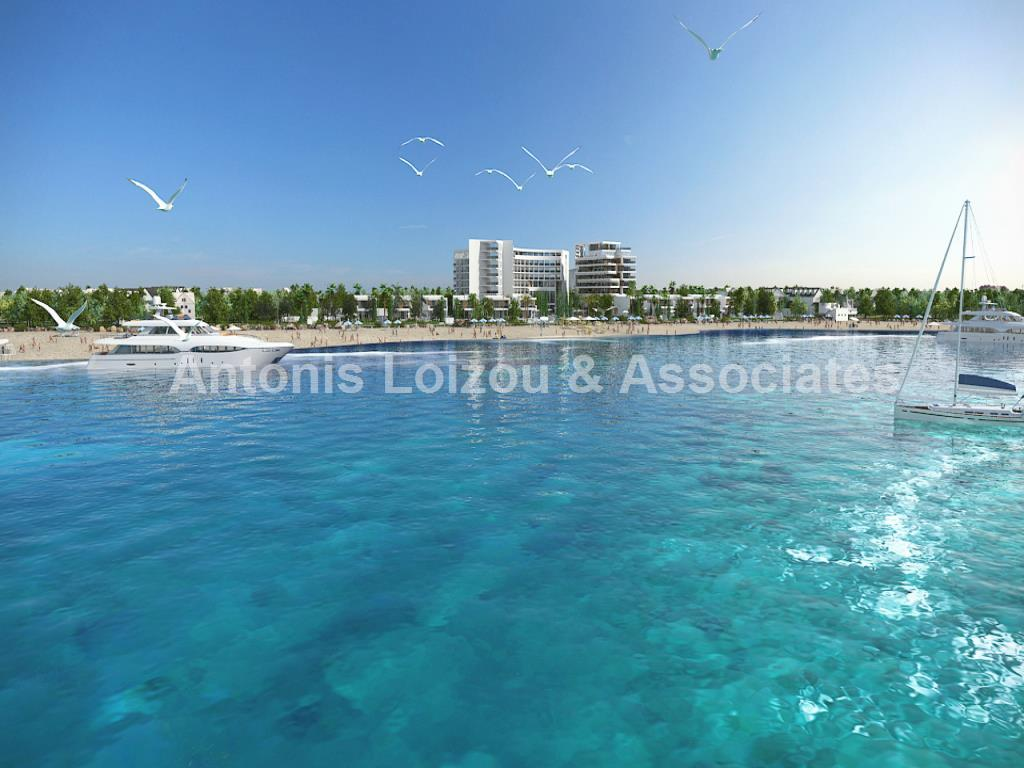 One Bedroom Beach Front Apartment in Agia Thekla properties for sale in cyprus