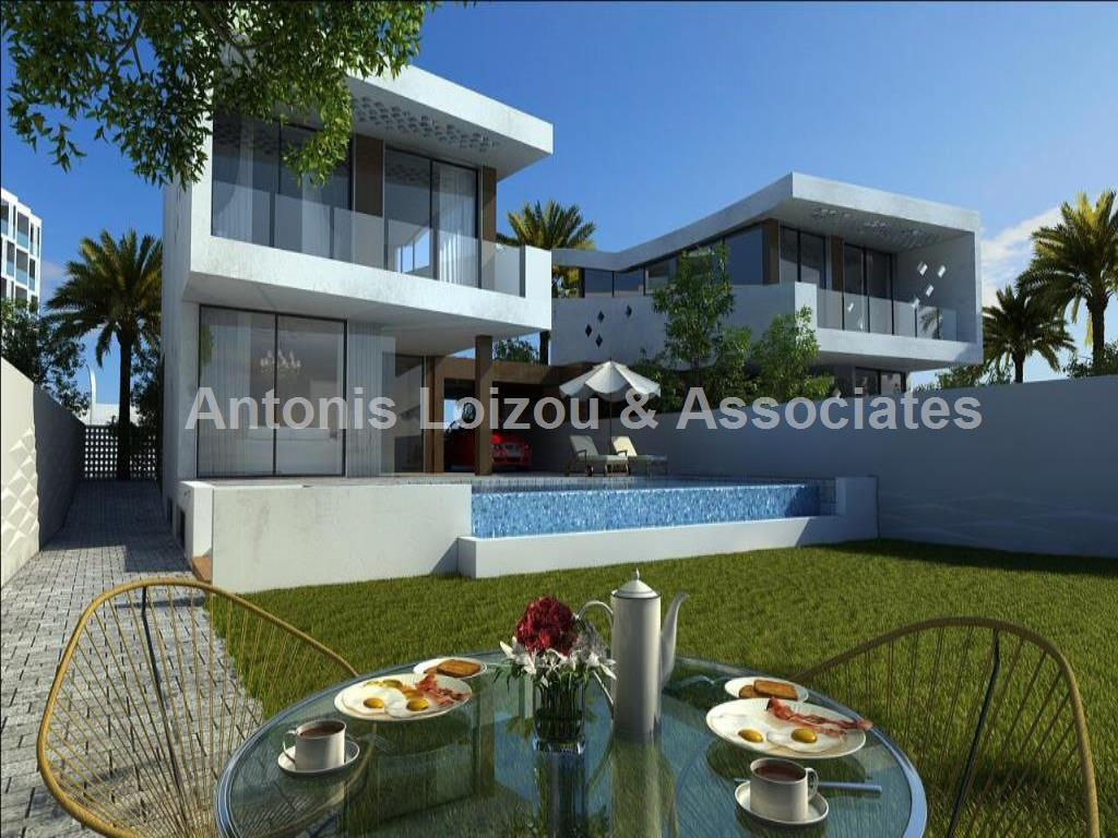 Five Bedroom  Beachfront villa in Agia Thekla properties for sale in cyprus