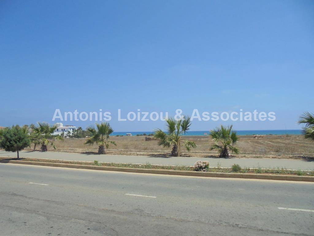 Tourist Land in Agia Thekla properties for sale in cyprus