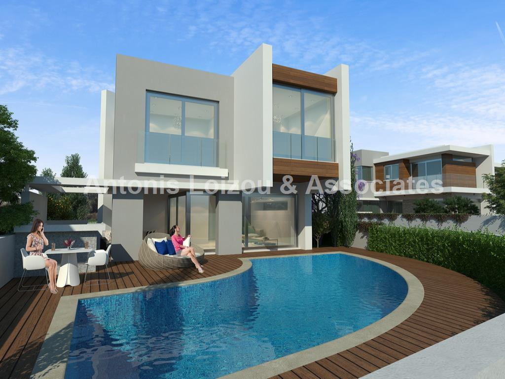 Three Bedroom Villa in Agia Thekla properties for sale in cyprus