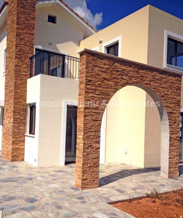 Three Bedroom Detached House 150 Meters from the Beach in Agia T properties for sale in cyprus
