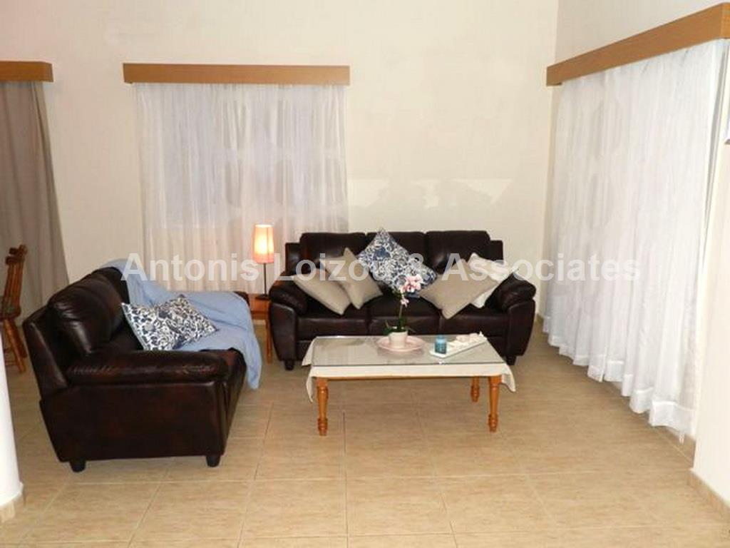 Three Bedroom Detached House with Title Deed in Agia thekla properties for sale in cyprus