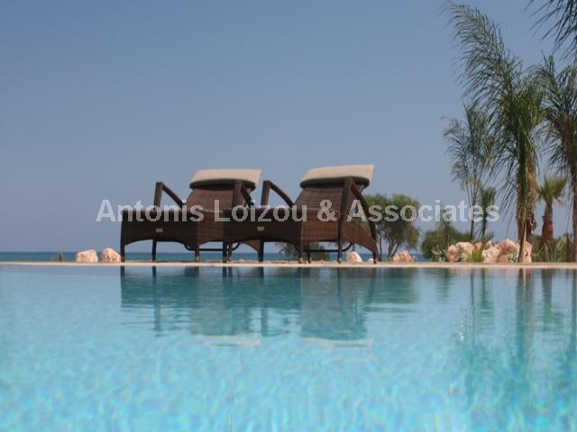 Three Bedroom Detached Beach Front Villa properties for sale in cyprus