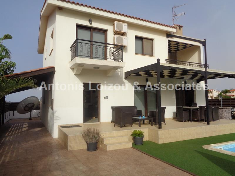 Detached 3 Bedroom Villa near the Sea with TITLE DEEDS  properties for sale in cyprus