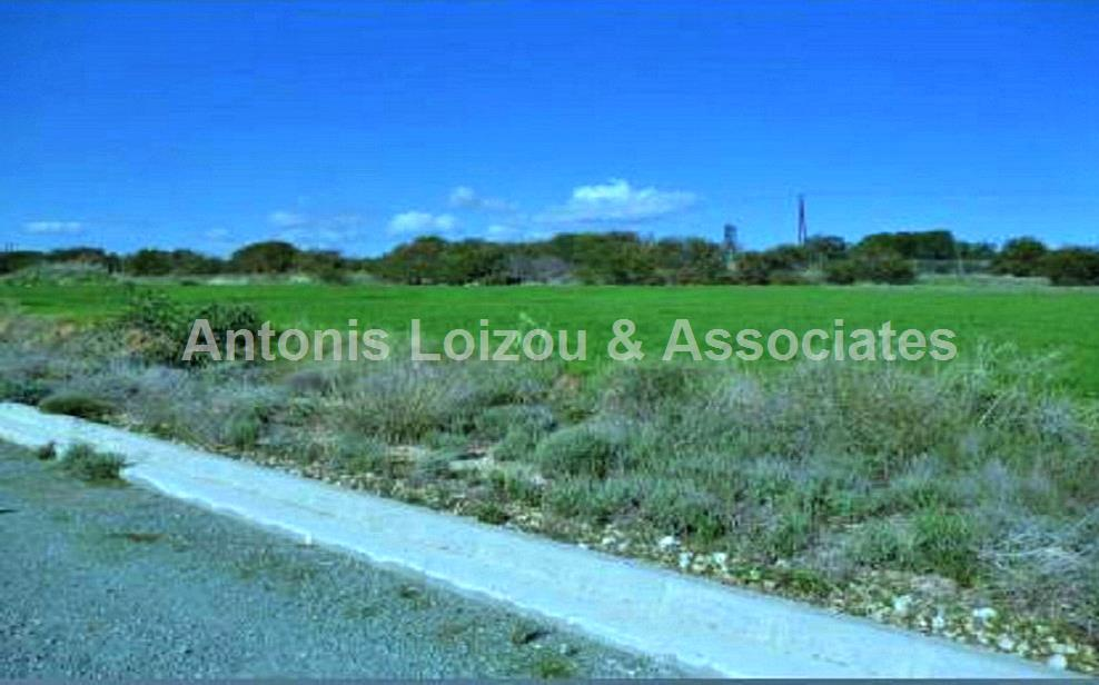 Plot for Sale in Agia Thekla properties for sale in cyprus