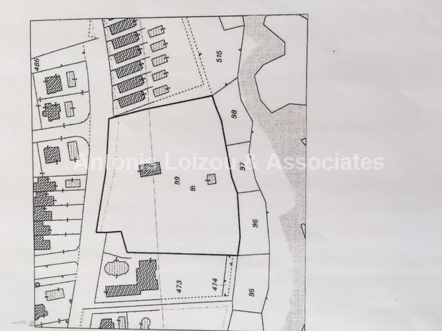 Plot for Sale in Agia Thekla near the new Marina properties for sale in cyprus
