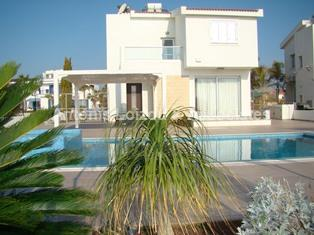 Luxury Sea Front Villa in Agia Thekla properties for sale in cyprus
