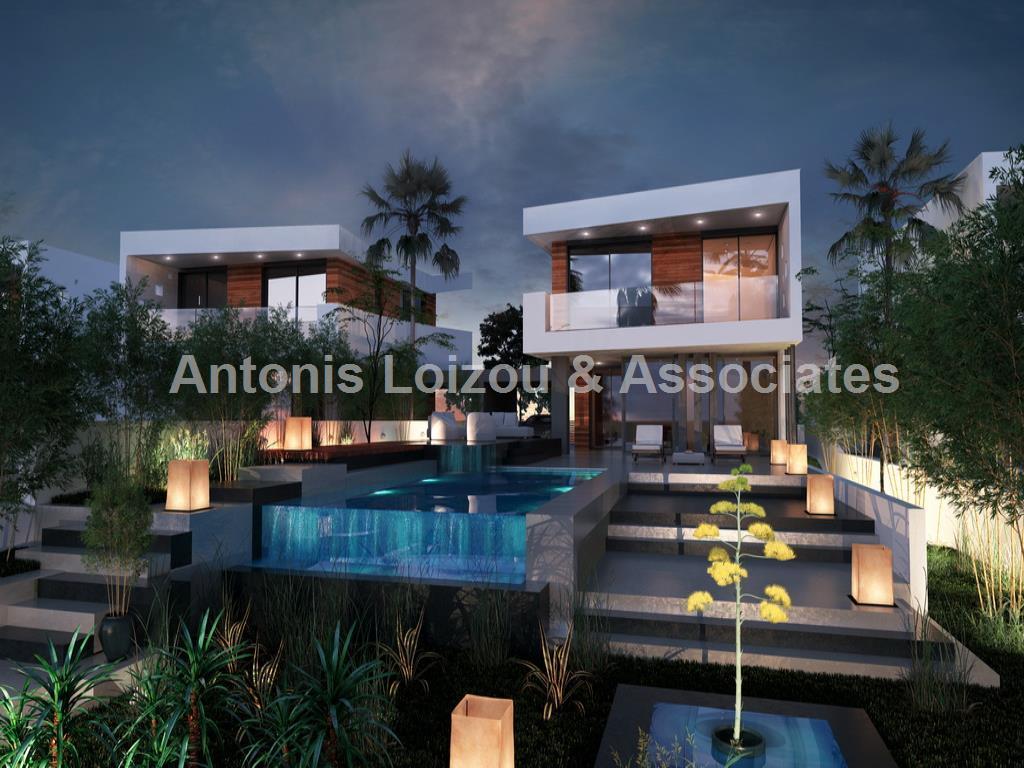 Five Bedroom  Beachfront villa in Agia Thekla