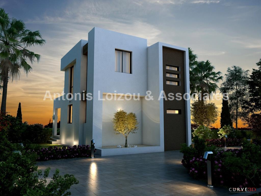 Three Bedroom Villa in Agia Thekla
