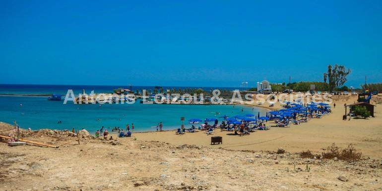 3 Bedroom Beach Front Apartment in Agia Triada properties for sale in cyprus