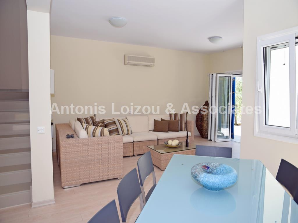 Four Bedroom Sea Front Villa with Title Deed in Agia Triada properties for sale in cyprus