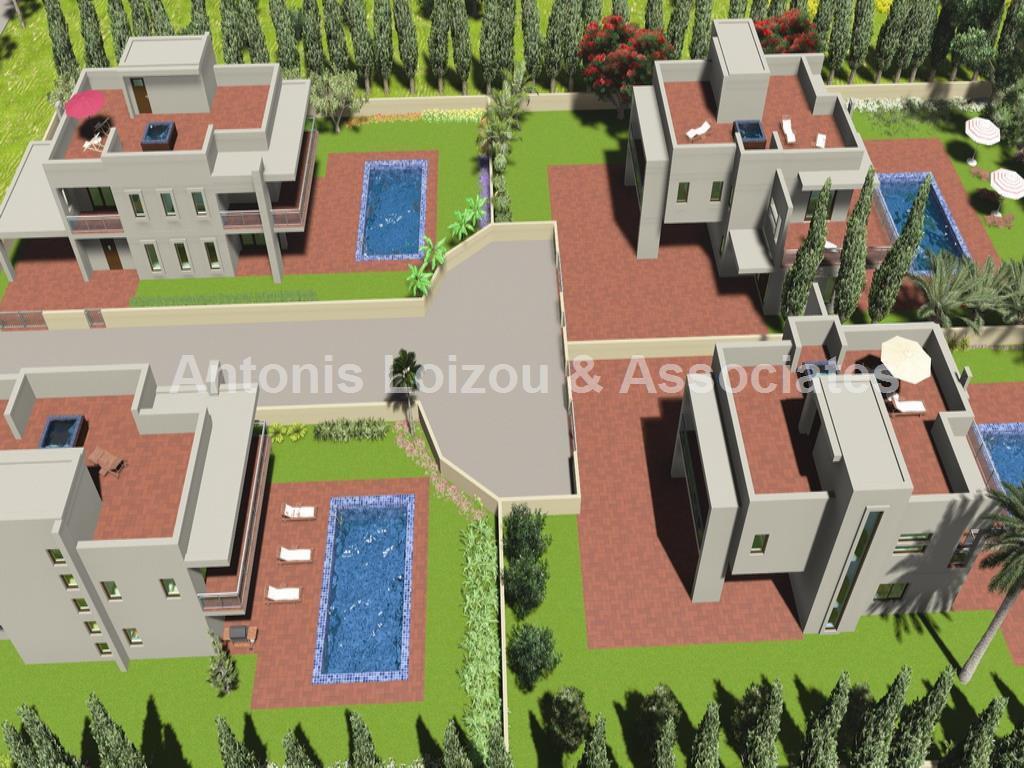 Four Bedroom Detached Villa in Agia Triada properties for sale in cyprus