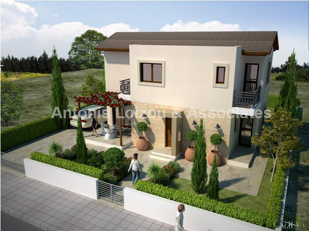 Four Bedroom Detached Villas in Agia Triada properties for sale in cyprus