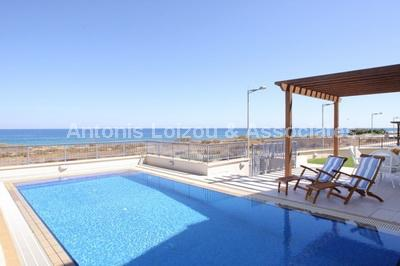 Four Bedroom Detached Villas with Pool  100 Meters From the Beac properties for sale in cyprus