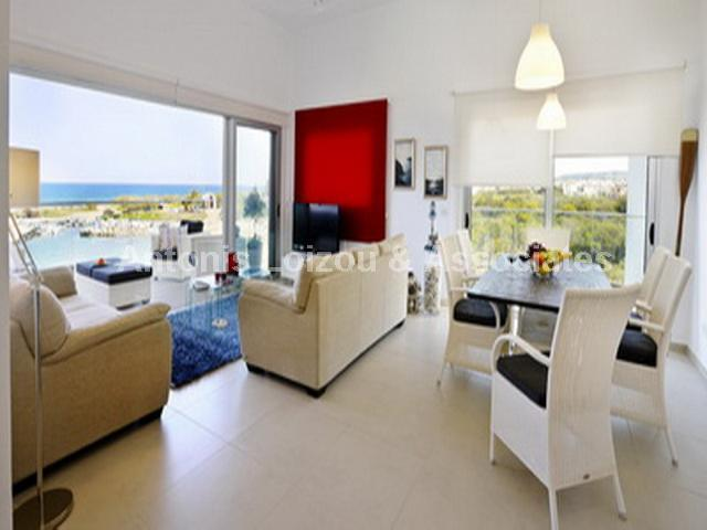 Two Bedroom Apartment with Side Sea Views properties for sale in cyprus