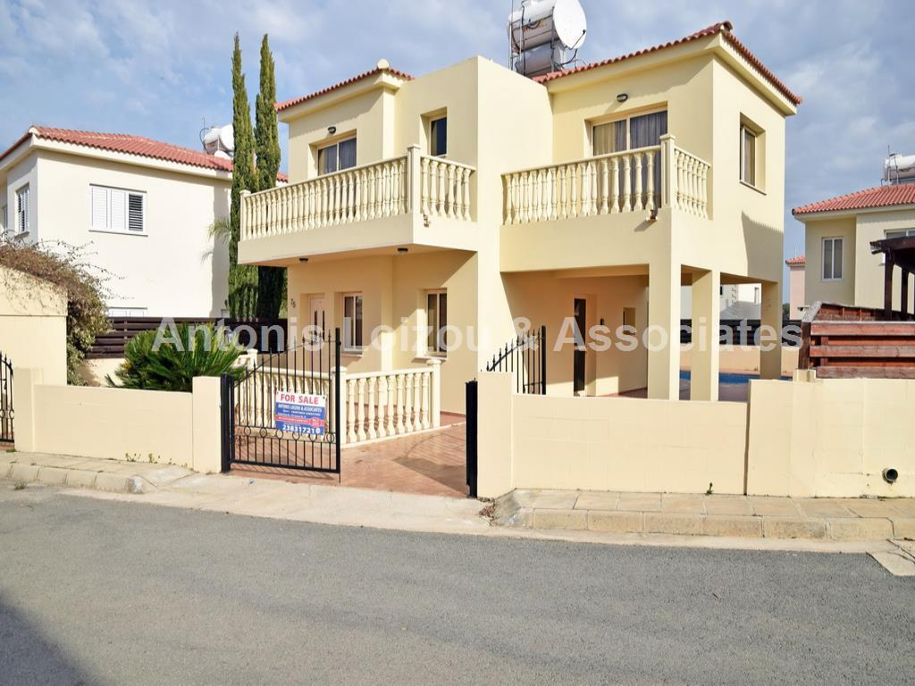 Three Bedroom Detached House with Private Pool in Agia Triada properties for sale in cyprus