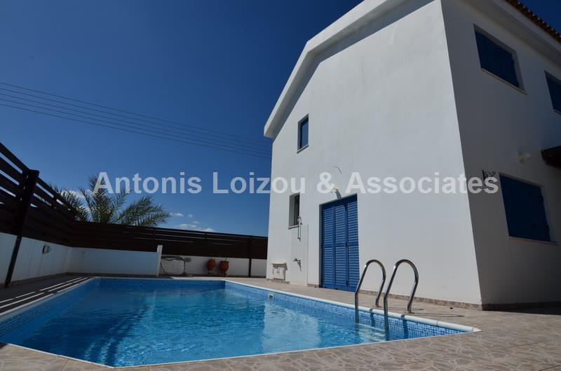 Detached 2 Bedroom House with Pool in Ayia Triada properties for sale in cyprus