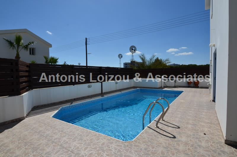 Detached 2 Bedroom House with Private Pool properties for sale in cyprus