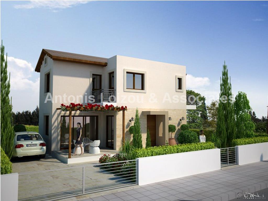 Four Bedroom Detached Villas in Agia Triada properties for sale in cyprus