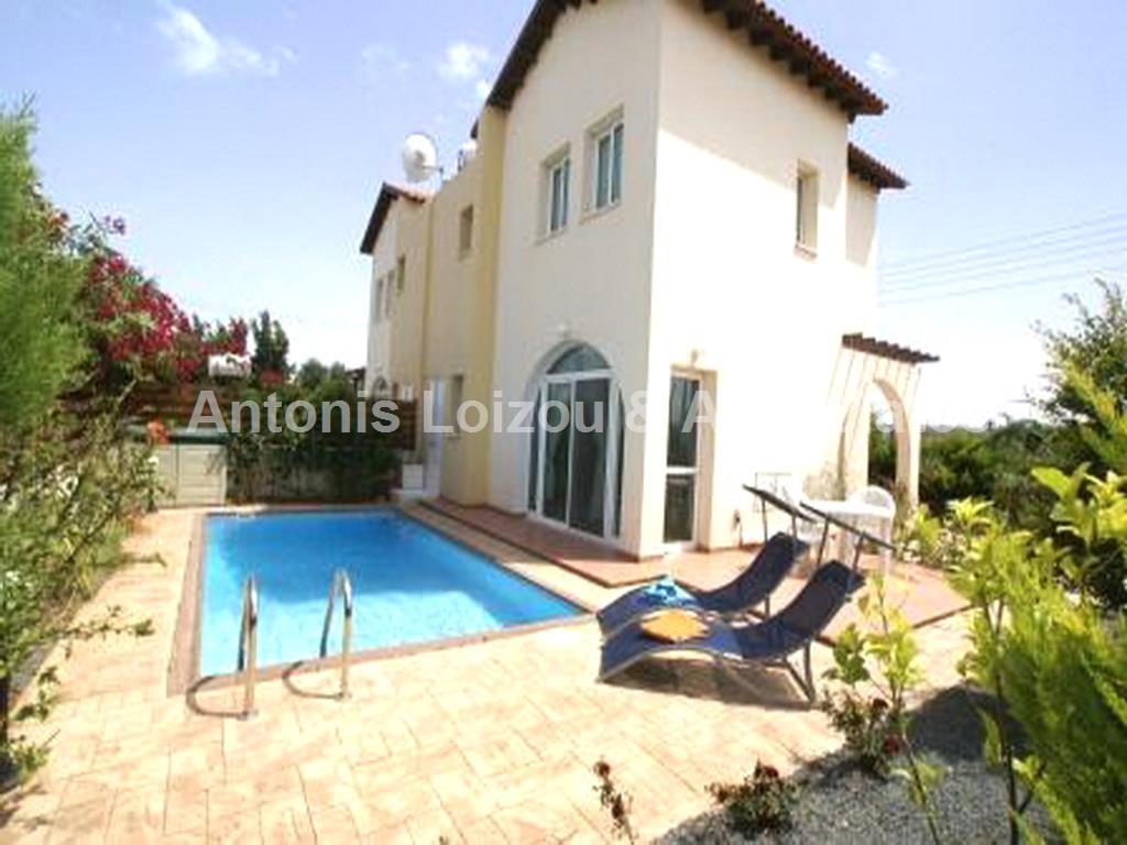 Two Bedroom Detached House with Pool In Agia Triada properties for sale in cyprus