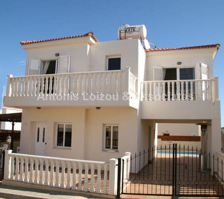 Three Bedroom Detached House within walking distance to Agia Tri properties for sale in cyprus
