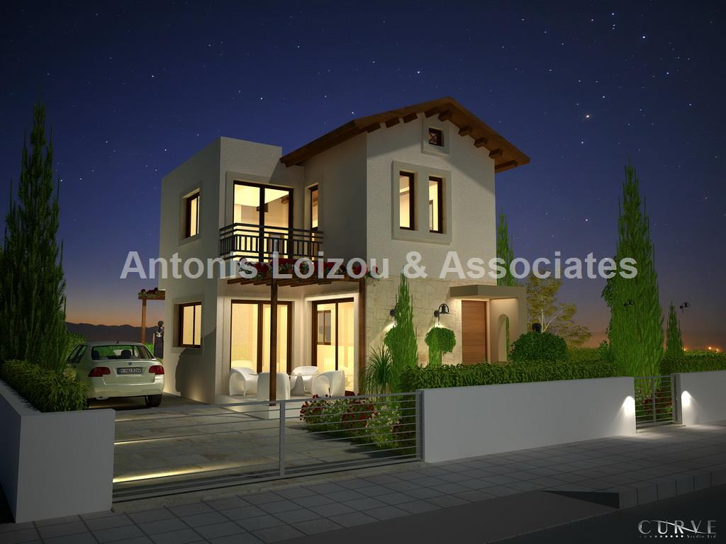 Villa in Famagusta (Agia Triada) for sale
