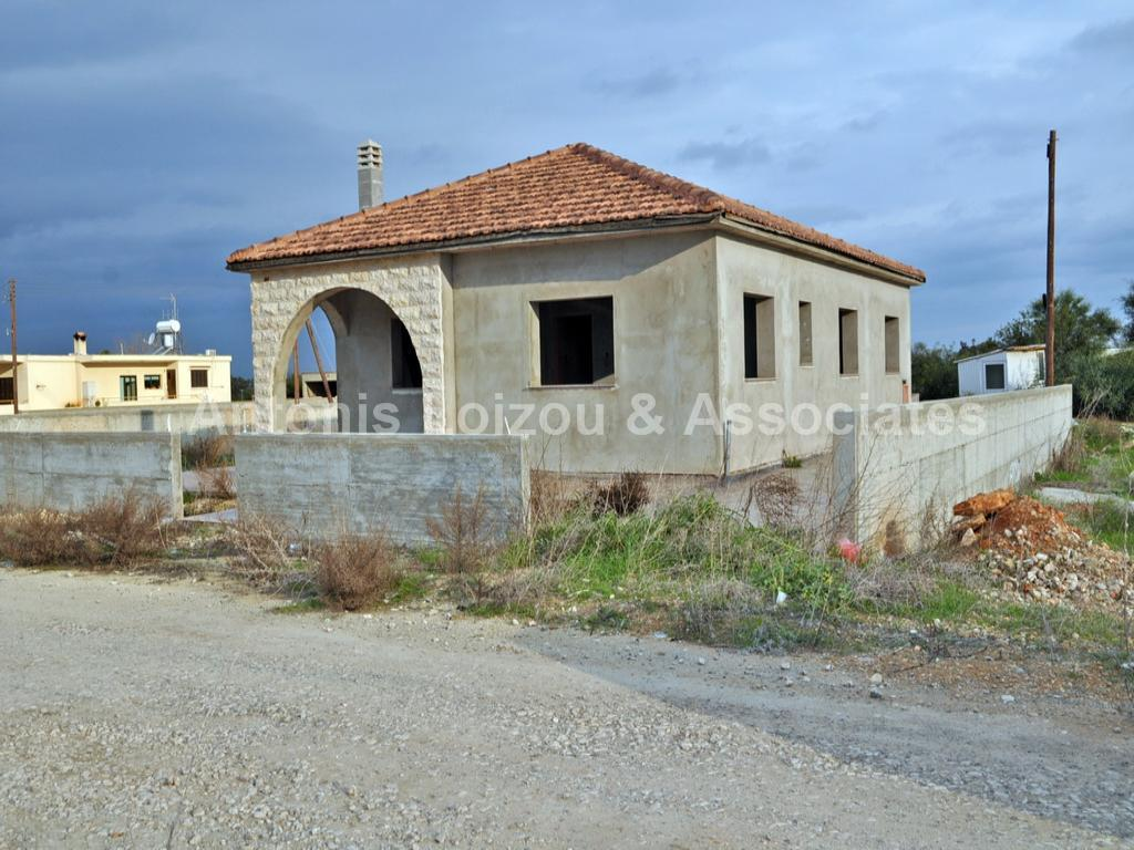 Detached Bungalo in Famagusta (Avgorou) for sale