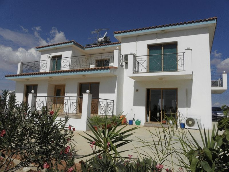 Specious Residential Villa with Sea View and Title Deeds Properties for sale in Cyprus