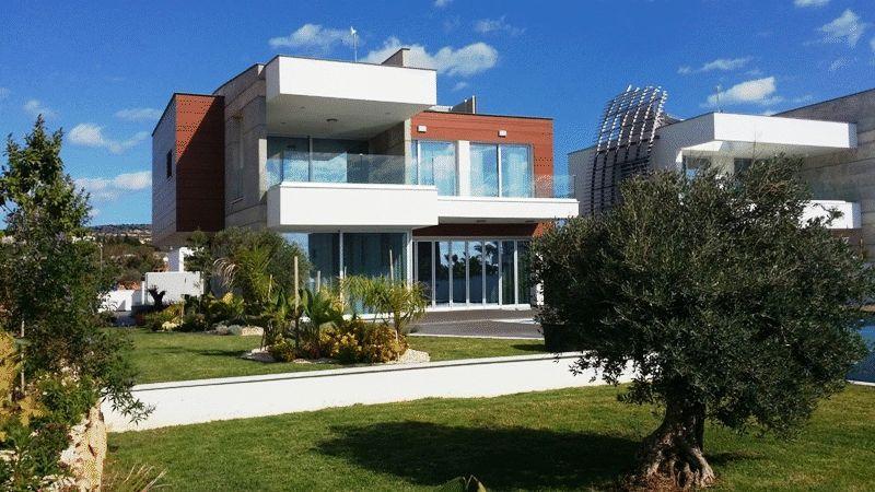 Sea Front Exclusive Six Bedroom Villa in Ayia Napa properties for sale in cyprus