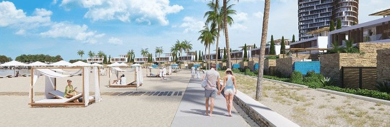 Beach Front within Ayia Napa Marina properties for sale in cyprus