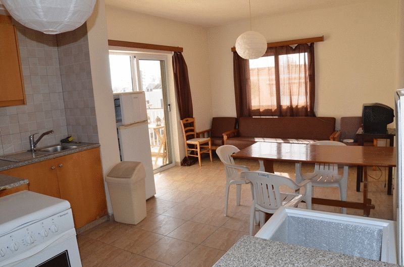 Centrally Located 2 Bedroom Apartment With Title Deeds in Ayia Napa properties for sale in cyprus