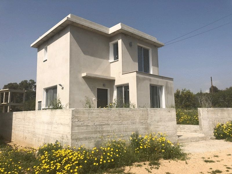 Detached 2 Bedroom House with Private Pool in Ayia Napa properties for sale in cyprus