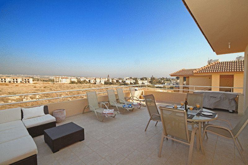 Luxury 1 Bedroom Penthouse Apartment near Nissi Beach in Ayia Napa properties for sale in cyprus