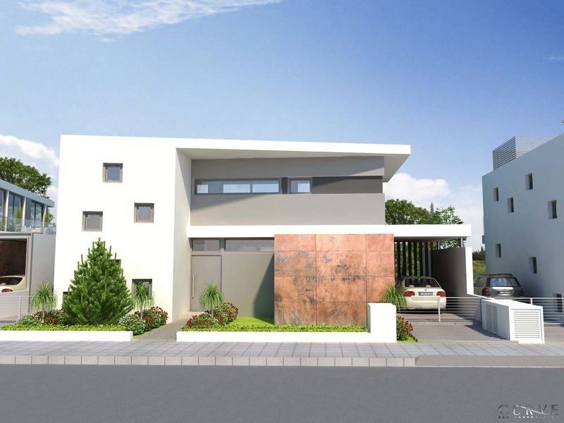 Modern 4 Bedroom Villa with Sea View near Nissi Beach properties for sale in cyprus