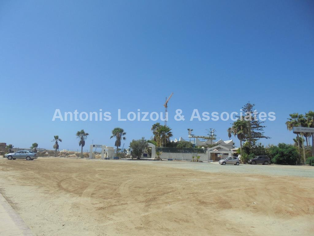 Seafront  Land in Ayia Napa properties for sale in cyprus