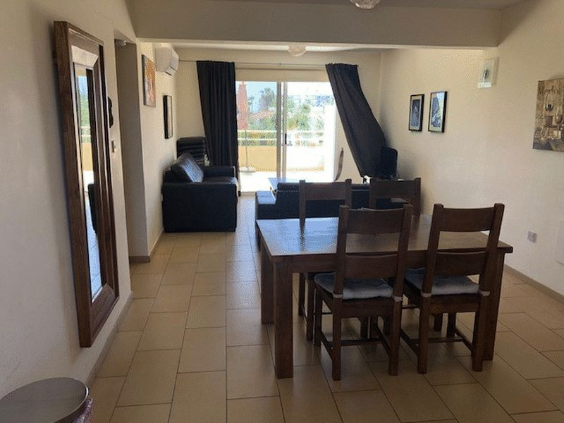 Spacious 2 Bedroom Apartment with Large Veranda in Nissi Avenue properties for sale in cyprus