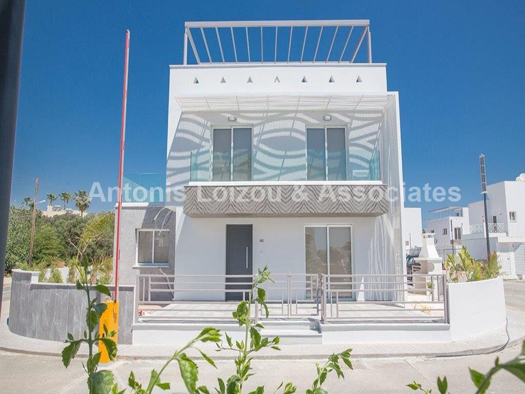 Three Bedroom House in Ayia Napa properties for sale in cyprus